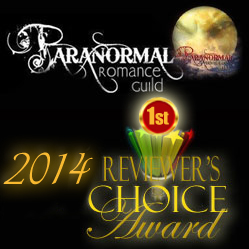 Branded Trilogy wins 1st for Best Historical Paranormal Series!