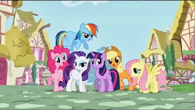 My little Pony, Friendship is Magic, Call of the Cutie DVD