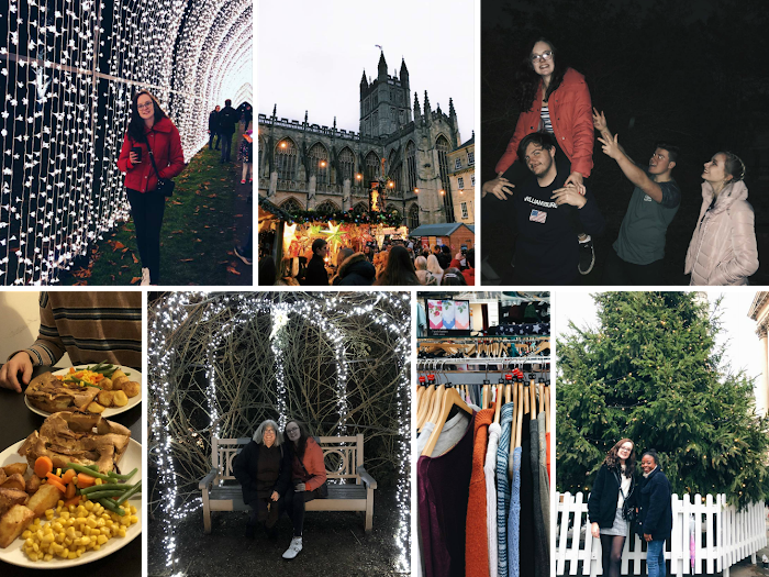 A lifestyle roundup of my week at university featuring all I've bought, watched, eaten, seen and been up to. Featuring taking my Mum to a bloggers event, a blogger sleepover with Fran and a day at the Bath Christmas markets