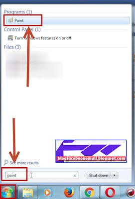cara mengambil tampilan yang ada di monitor