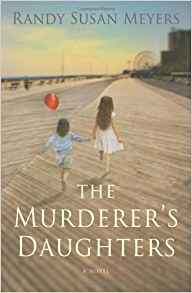"""April 2018's Book of the Month is """"The Murderer's Daughters"""""""