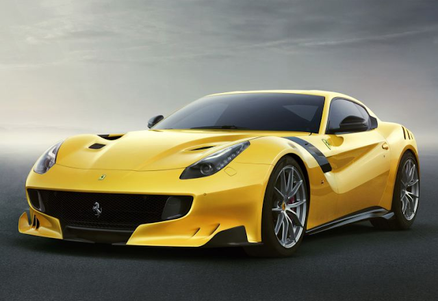 2017 Ferrari F12 TDF Specs Price Top Speed
