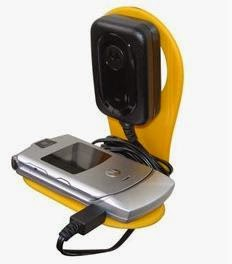 KolorFish Mobile Charging Stand worth Rs.350 for Rs.199 Only @ Greendust