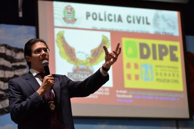 DENARC e Prefeitura de Pariquera-Açu promovem curso de agentes multiplicadores