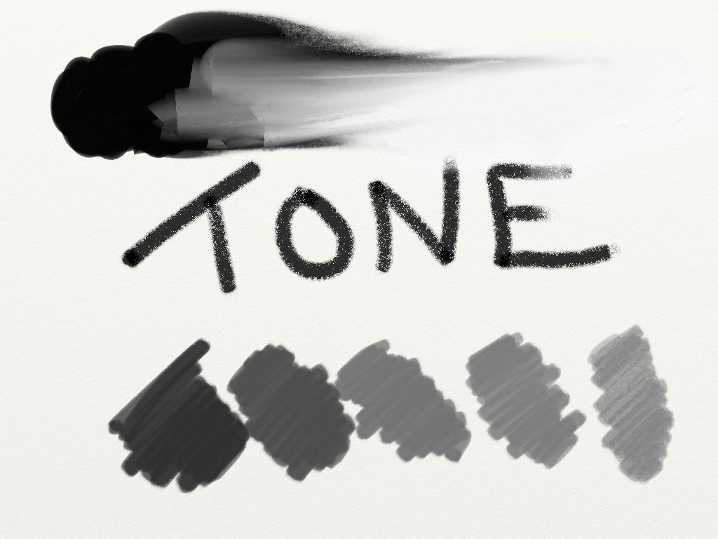 Elements of art tone