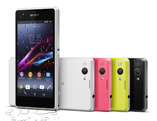Spesifikasi Sony Xperia Z1 Compact Terbaru