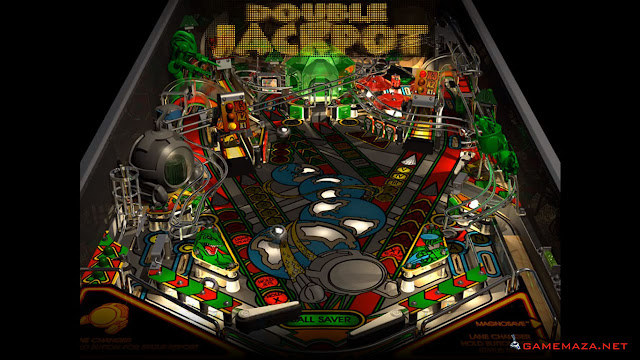 Pro Pinball Timeshock Gameplay Screenshot 3