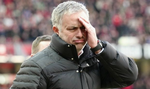 Improper conduct: Jose Mourinho banned