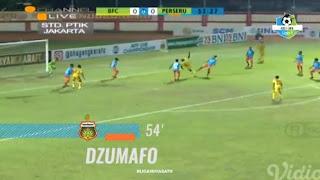 Bhayangkara FC vs Perseru Serui 1-0