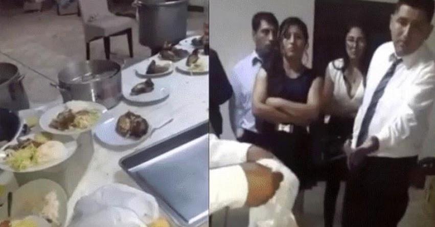 Escolares del colegio «Alfonso Barrantes Lingán» se intoxican con alimentos que sirvieron en fiesta de promoción en Huaycán