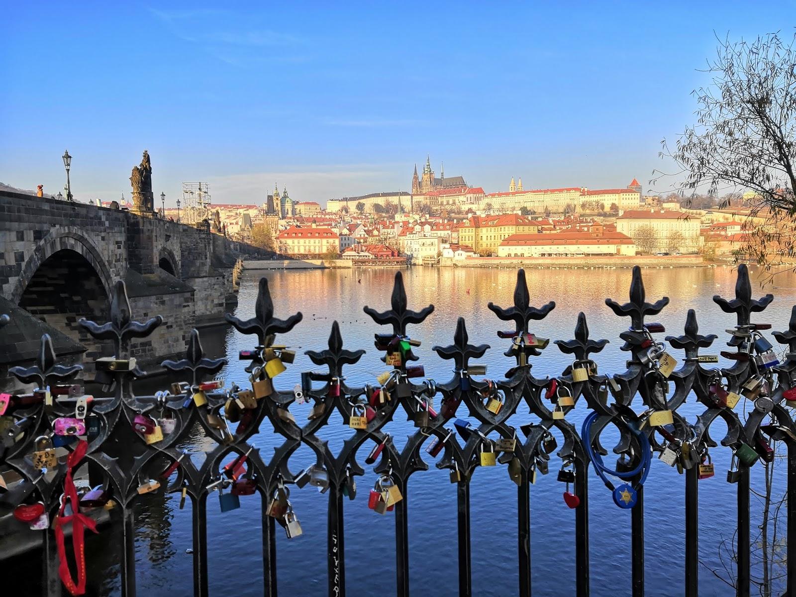Prag Mit Herz Blog Liebesschlosser In Prag Teil 2