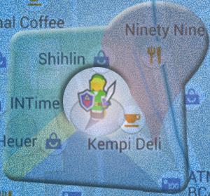 Unik, Google Maps Sematkan Karakter Lucu Dari Game The Legend of Zelda: Twilight Princess