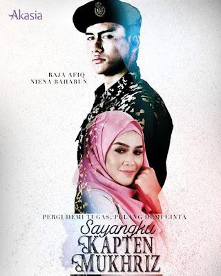 Biodata Niena Baharun Pelakon Sayangku Kapten Mukhriz