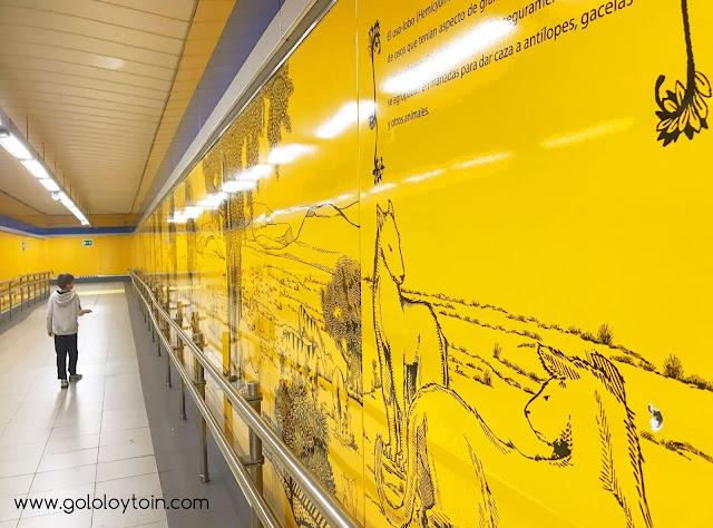 Museos del Metro de Madrid