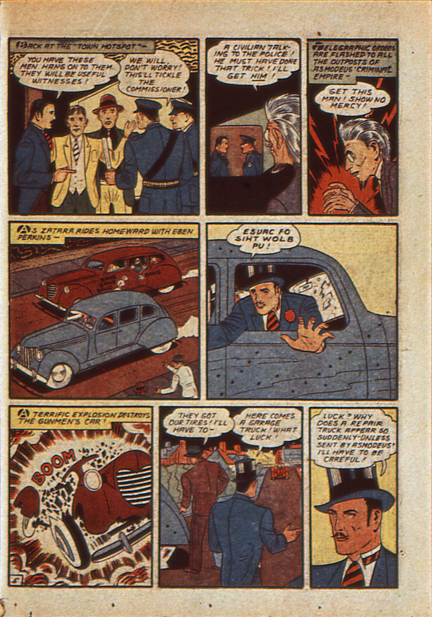 Read online Action Comics (1938) comic -  Issue #25 - 59