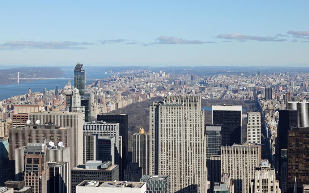 New Yorkin parhaat nähtävyydet 6