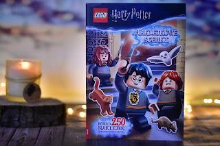 """""""LEGO® Harry Potter™. Naklejkowe Scenki"""" - książki dla dzieci #38"""