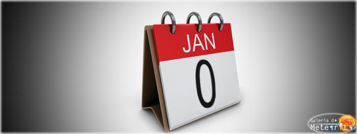 dia 0 de janeiro existe mesmo