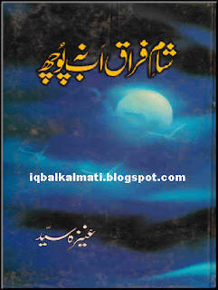 Sham-e-Firaq Ab Na Pooch Urdu Novel PDF