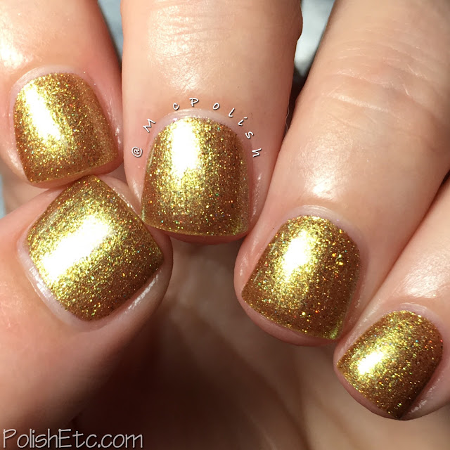 Native War Paints - The Labyrinth Collection - McPolish - Bog of Eternal Stench