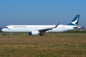 A321N for Cathay Pacific