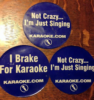 old buttons from karaoke.com