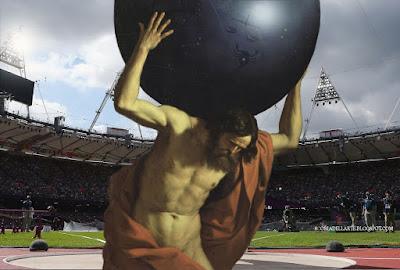 Olimpiadi-2016-Rio-fotomontaggi di quadri famosi-Guercino
