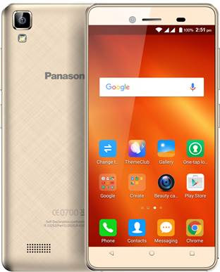 Panasonic launches SAIL UI enabled T50 smartphone for Rs. 4990