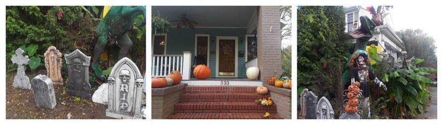 Halloween en Caroline du Nord