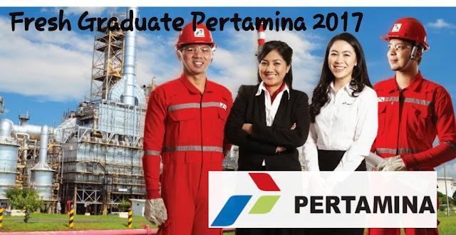Lowongan Kerja Fresh Graduate PT Pertamina (Persero) 2017