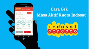 Cara Cek Masa Aktif Kuota Indosat Ooredo