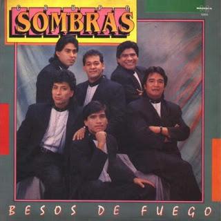 GRUPO SOMBRAS - BESOS DE FUEGO (CD)
