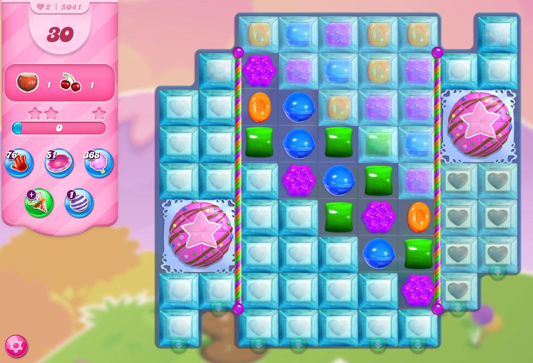 Candy Crush Saga level 5041