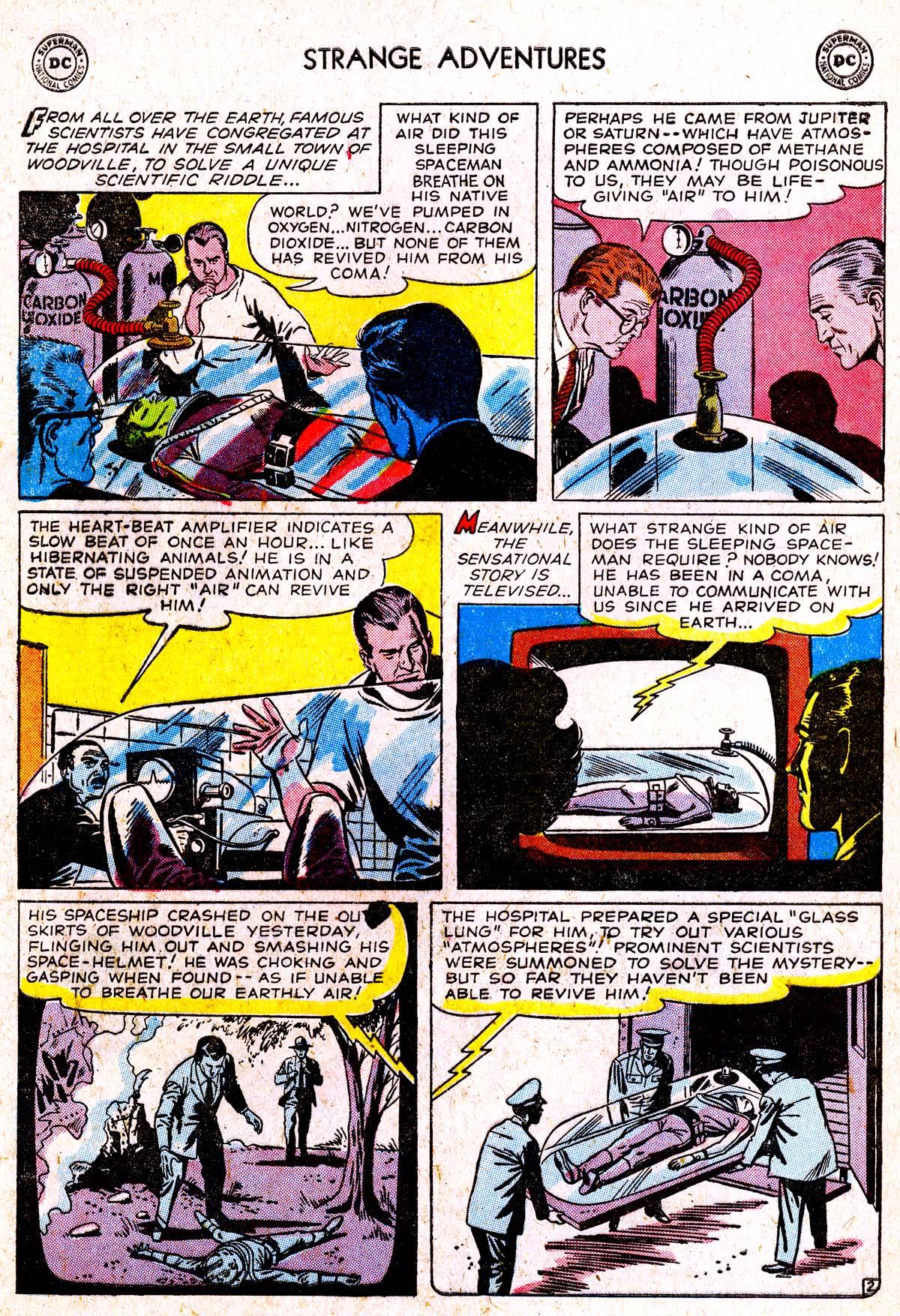 Strange Adventures (1950) issue 88 - Page 28