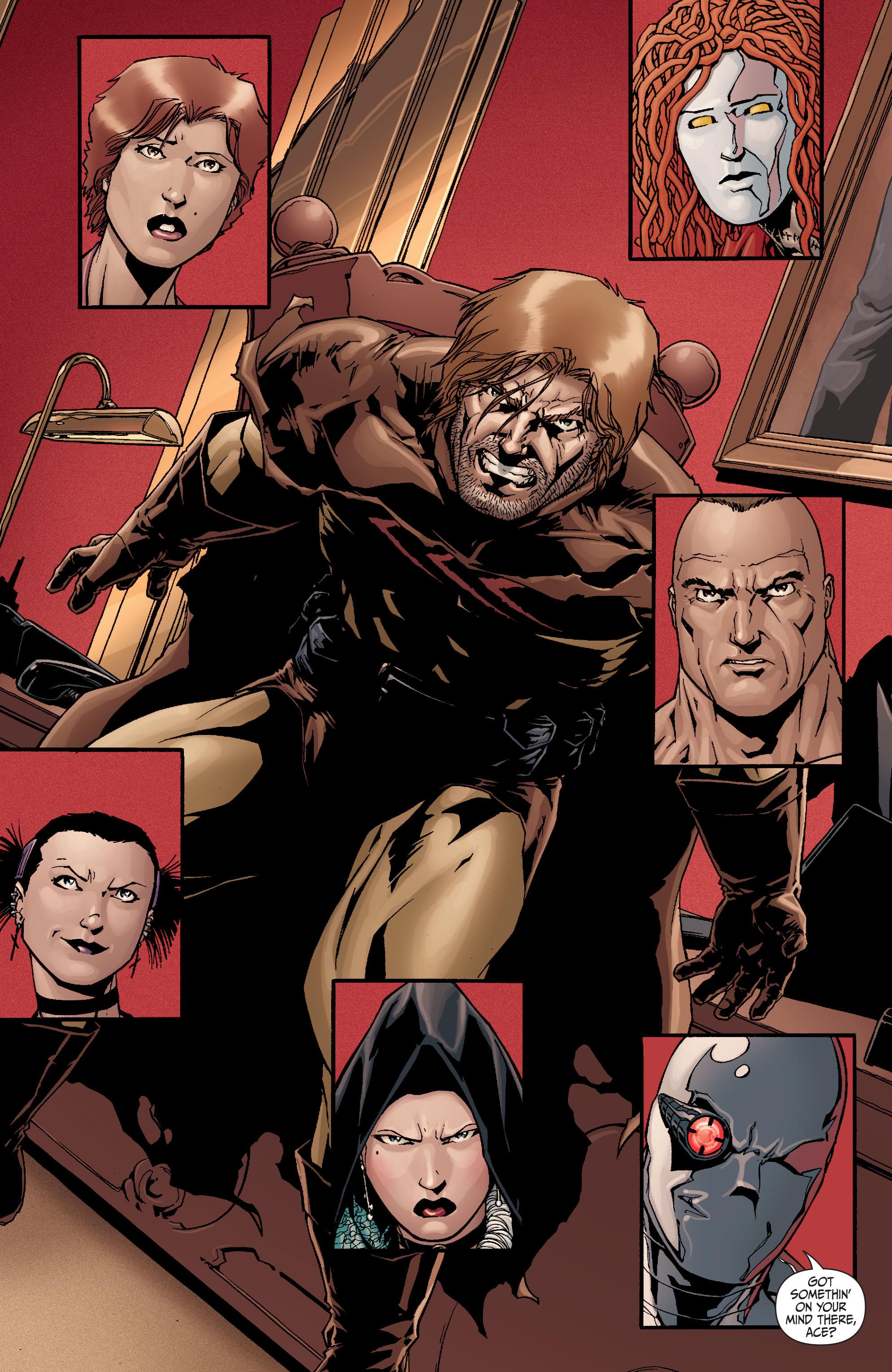 Read online Secret Six (2008) comic -  Issue #20 - 6