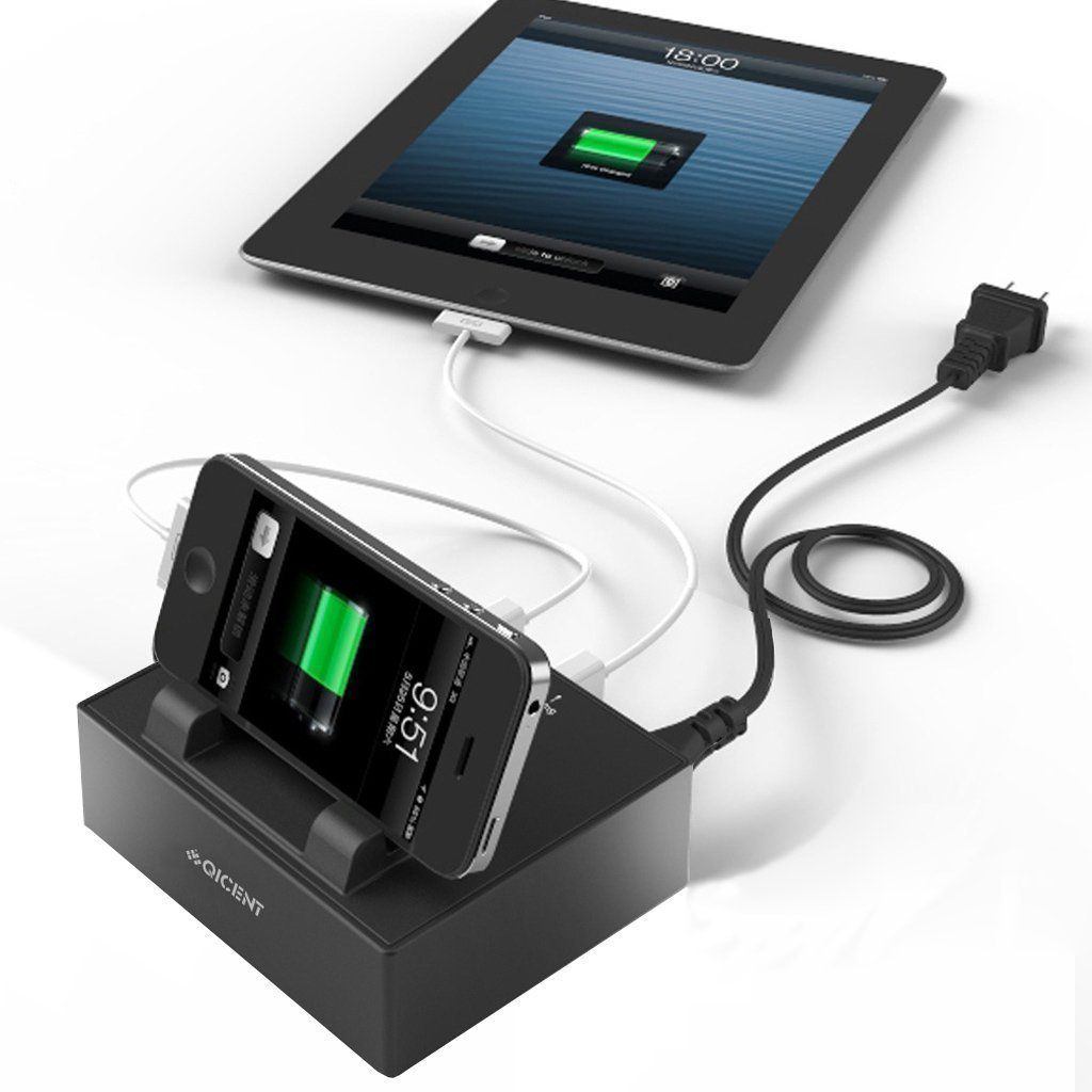 twisted pixie reviews product review qicent electronics charging station qicent. Black Bedroom Furniture Sets. Home Design Ideas