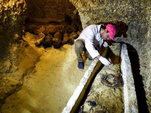 Discovery Channel Siarkan Pembukaan Sarkofagus Mumi Mesir Berumur Ribuan Tahun