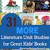 31 MORE Literature Unit Studies for Great Kids' Books
