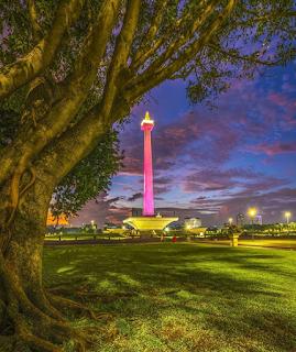 Monas Jakarta - Sejarah