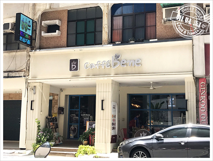 Caffe Bene咖啡伴-苓雅區推薦複合式餐