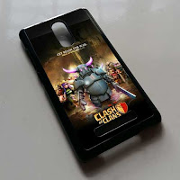 casing foto clash of clans