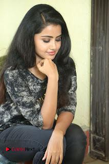 Actress Anupama Parameshwaran Pictures in Jeans at Premam Movie Interview  0161.JPG