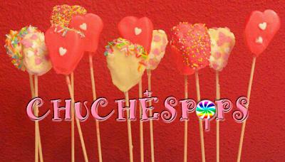 Brochetas Chuches  Corazon bañadas en chocolate
