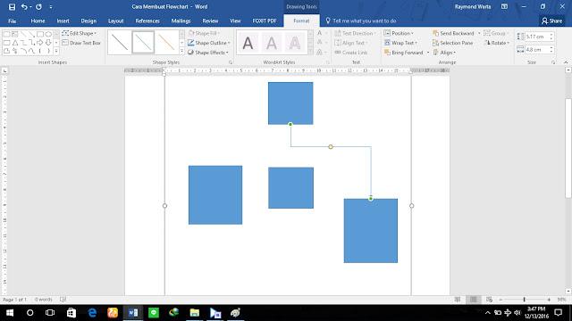 Cara membuat flowchart di microsoft word skyroof 7klik kanan kemudian add text untuk menambahkan text dalam flowchart ccuart Gallery