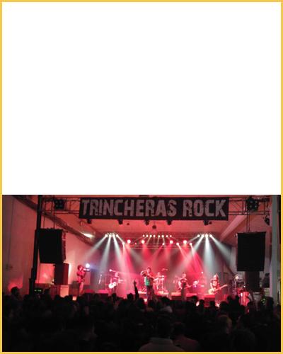 Trincheras Rock
