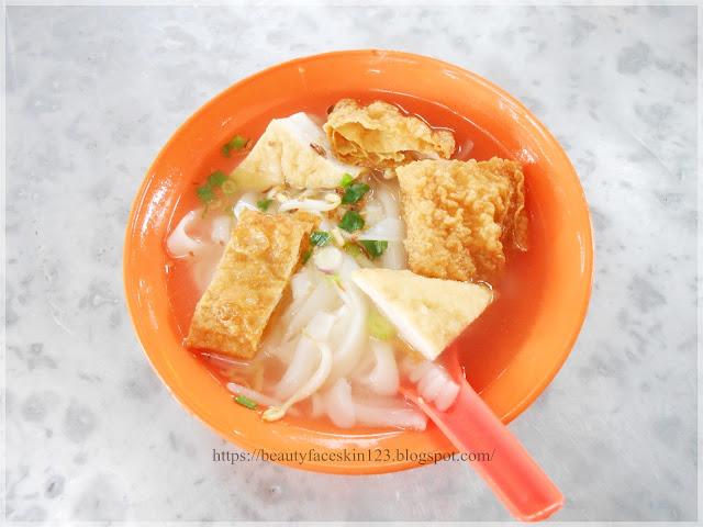Yong Tau Fu Glutton Square Teluk Intan