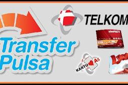 Cara Transfer Pulsa Kartu Telkomsel tanpa Potongan Biaya