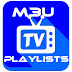 New m3u playlistes for today 15/01/2017
