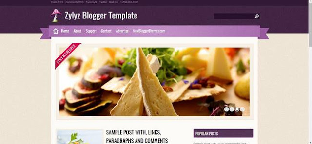 blog-website-templates