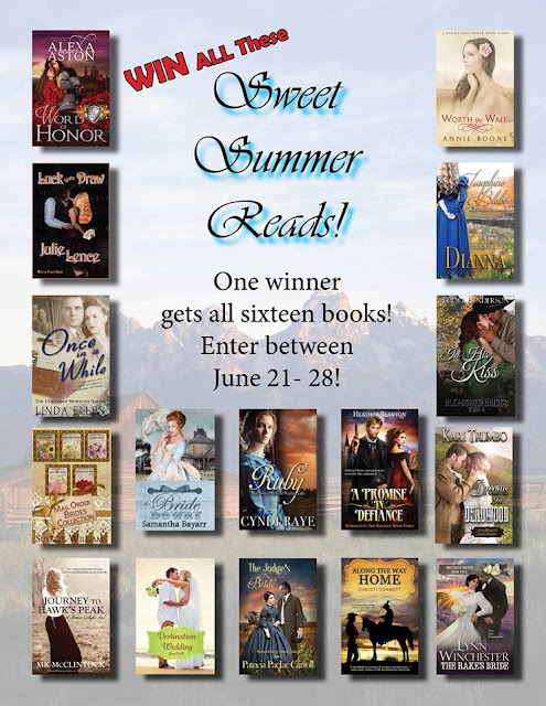 FREE Christian books Giveaway